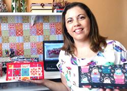 Entrevista – Mari Rodrigues e o Sucesso com as Carteiras Artesanais